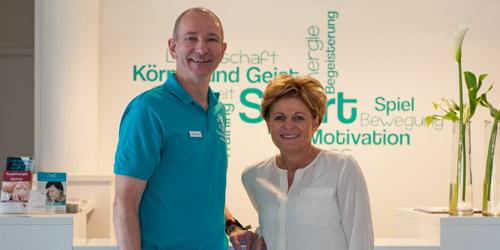 Gesundheitszentrum Niesters: Martina und Ralf